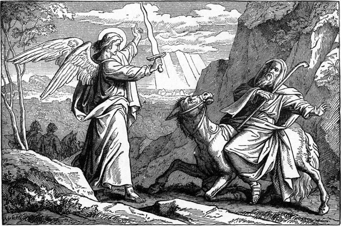 Balaam, the Ass, and the Irony of the LORD – naSlovensko